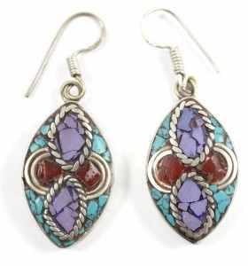 Pair of Earrings by Hnta