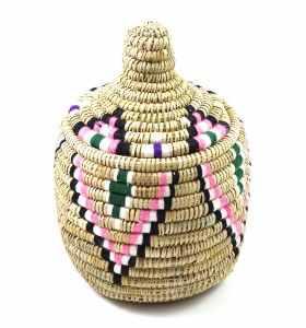 Corbeille ethnique berbère Sifa
