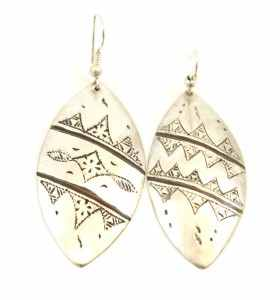 Pair of Earrings by Tamazight