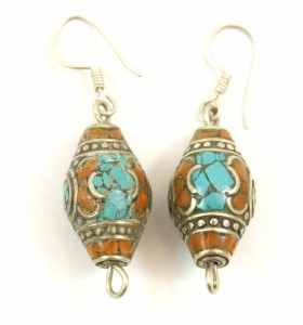 Pair of Earrings by Tadefi