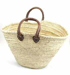 Assilah Basket made of Wicker